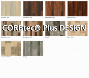 COREtec® Plus DESIGN