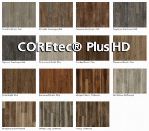 COREtec® HD Embossed
