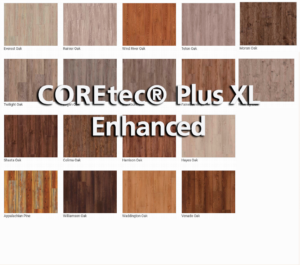 COREtec® Plus XL Enhanced