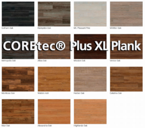 COREtec® Plus XL Plank